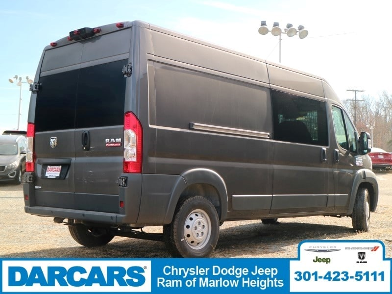 2018 ProMaster 2500, Cargo Van #DJ39528 - photo 5