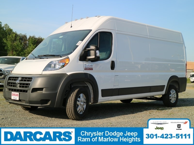 2018 ProMaster 2500 High Roof 4x2,  Empty Cargo Van #DJ39537 - photo 3