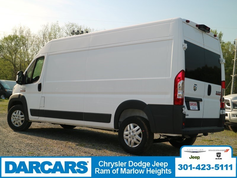 2018 ProMaster 2500 High Roof 4x2,  Empty Cargo Van #DJ39537 - photo 4