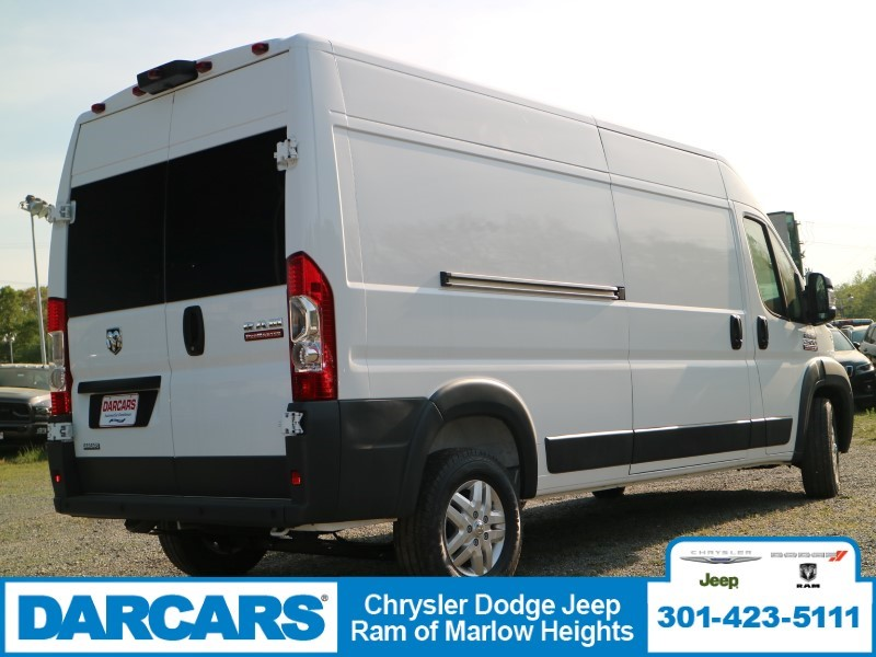 2018 ProMaster 2500 High Roof 4x2,  Empty Cargo Van #DJ39537 - photo 5