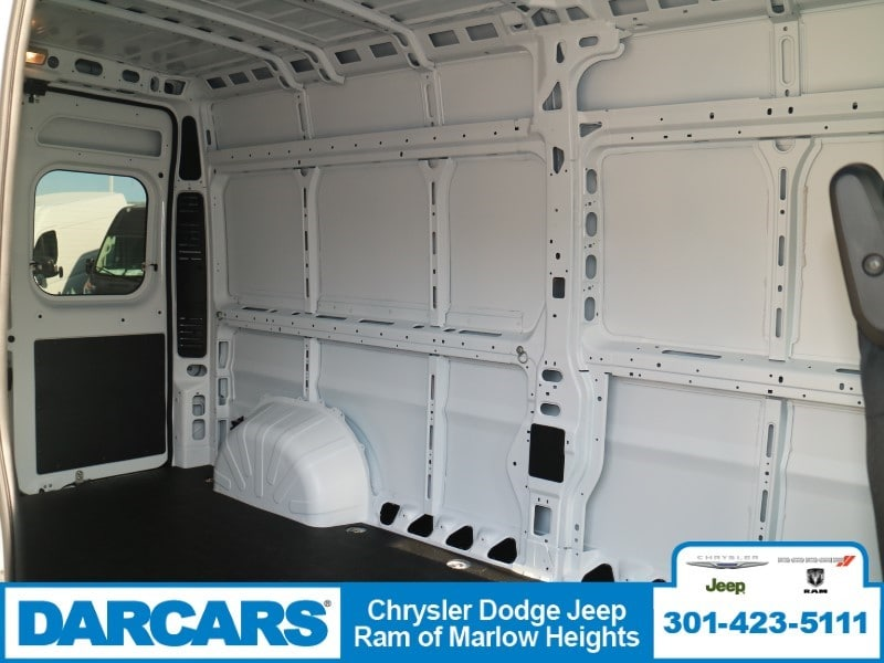 2018 ProMaster 2500 High Roof 4x2,  Empty Cargo Van #DJ39537 - photo 10
