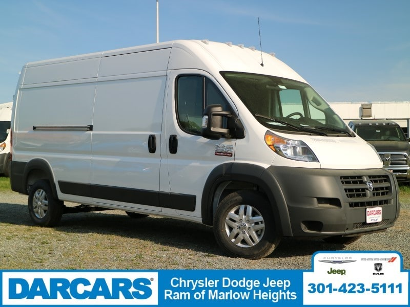 2018 ProMaster 2500 High Roof 4x2,  Empty Cargo Van #DJ39537 - photo 23