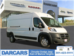 2018 ProMaster 2500 High Roof 4x2,  Empty Cargo Van #DJ39537 - photo 1