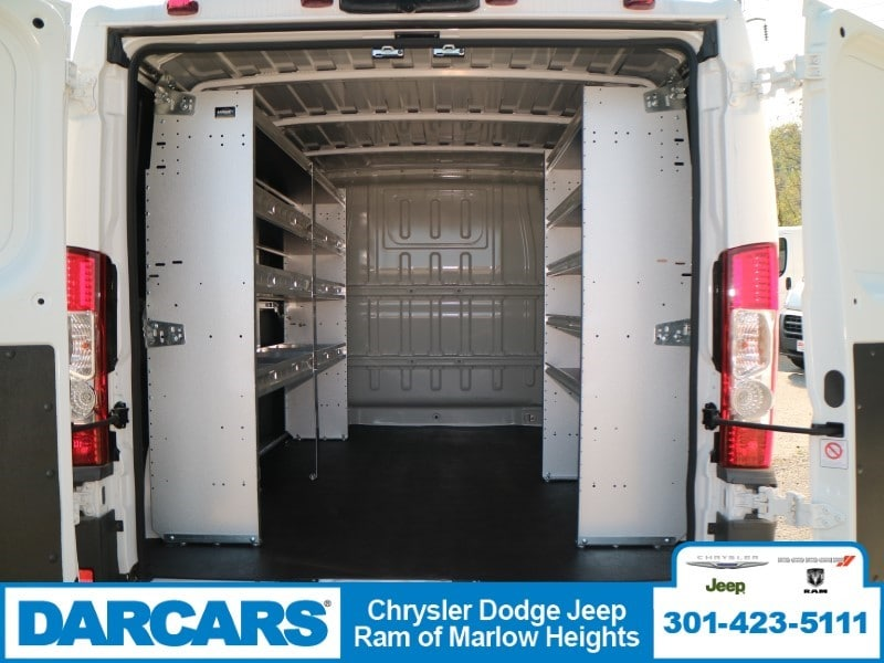 2018 ProMaster 1500 Standard Roof FWD,  Ranger Design Upfitted Cargo Van #DJ39540 - photo 2