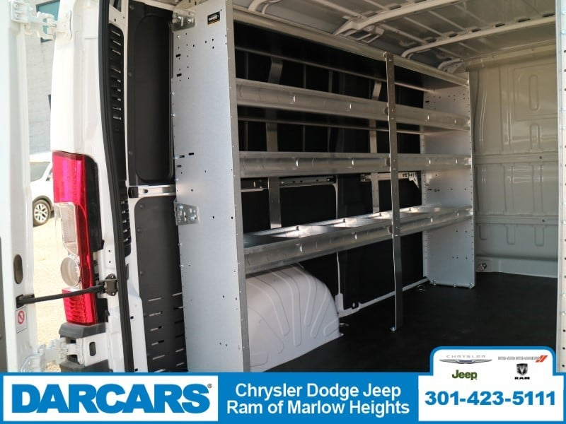 2018 ProMaster 1500 Standard Roof FWD,  Ranger Design Upfitted Cargo Van #DJ39540 - photo 12