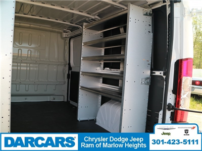 2018 ProMaster 1500 Standard Roof FWD,  Ranger Design Mobile Service Upfitted Cargo Van #DJ39540 - photo 11