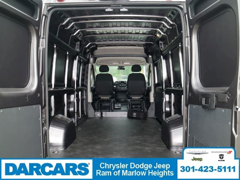 2018 ProMaster 2500 High Roof, Cargo Van #DJ39543 - photo 2