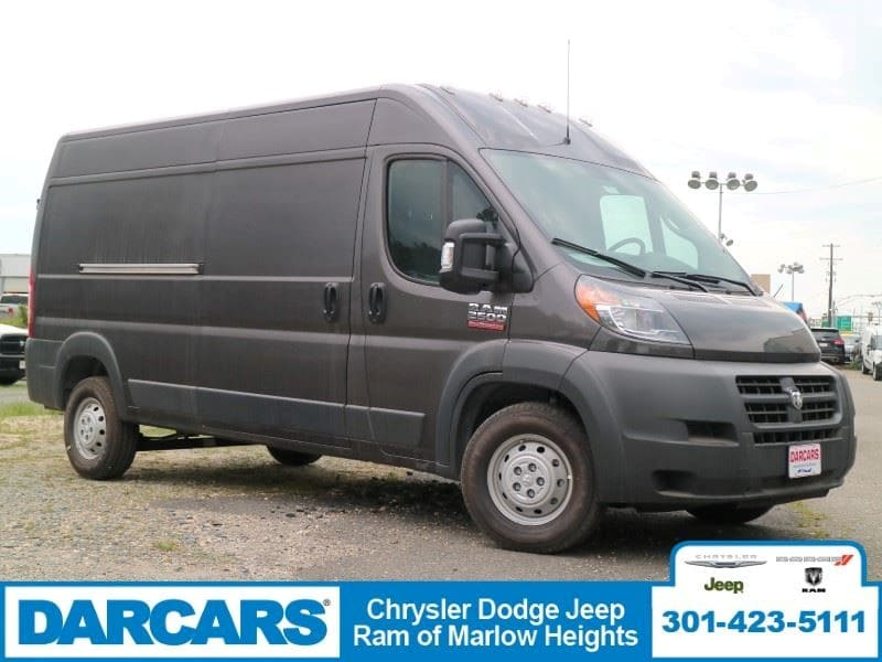 2018 ProMaster 2500 High Roof, Cargo Van #DJ39543 - photo 21