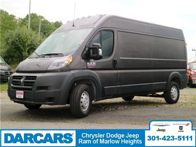 2018 ProMaster 2500 High Roof, Cargo Van #DJ39543 - photo 3