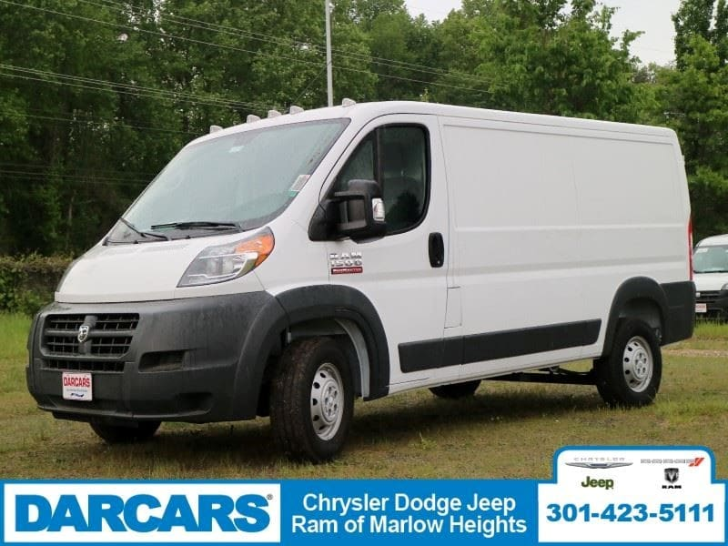2018 ProMaster 1500 Standard Roof FWD,  Ranger Design Mobile Service Upfitted Cargo Van #DJ39544 - photo 3