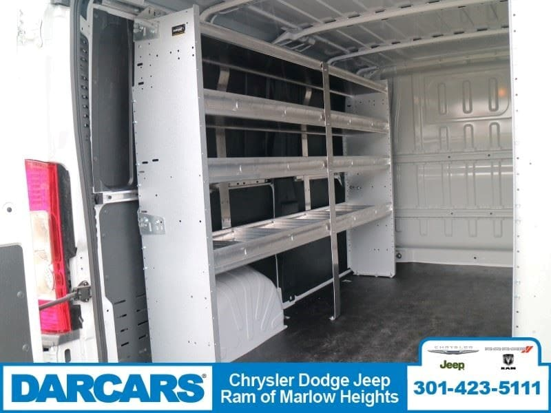 2018 ProMaster 1500 Standard Roof FWD,  Ranger Design Mobile Service Upfitted Cargo Van #DJ39544 - photo 11
