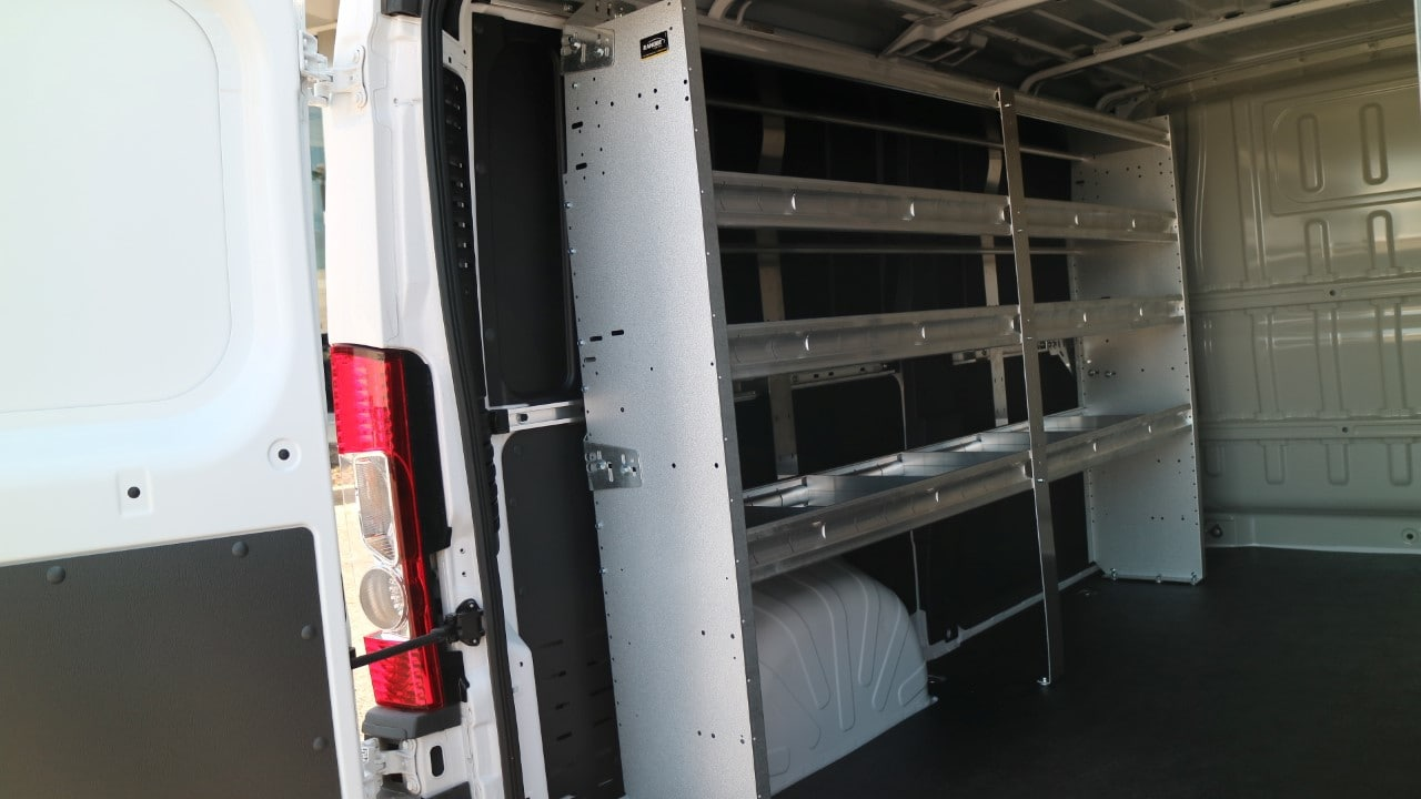 2018 ProMaster 1500 Standard Roof FWD,  Ranger Design Upfitted Cargo Van #DJ39546 - photo 13
