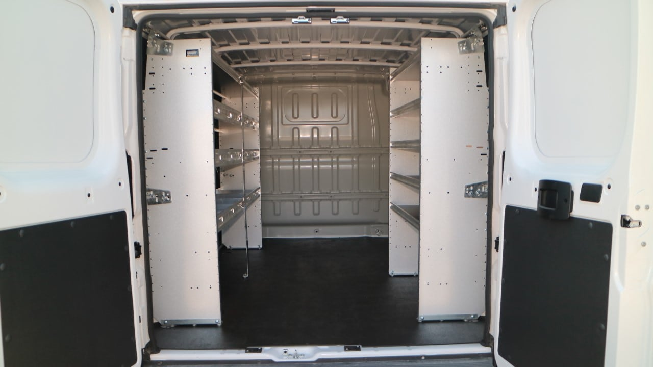 2018 ProMaster 1500 Standard Roof FWD,  Ranger Design Upfitted Cargo Van #DJ39546 - photo 2