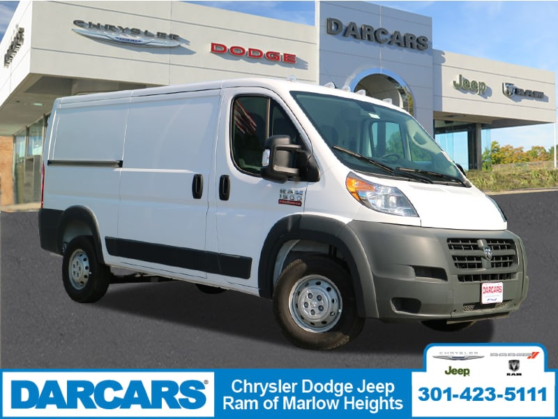 2018 ProMaster 1500 Standard Roof FWD,  Ranger Design Mobile Service Upfitted Cargo Van #DJ39546 - photo 1