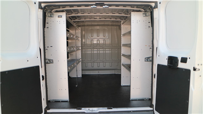 2018 ProMaster 1500 Standard Roof FWD,  Ranger Design Mobile Service Upfitted Cargo Van #DJ39546 - photo 2