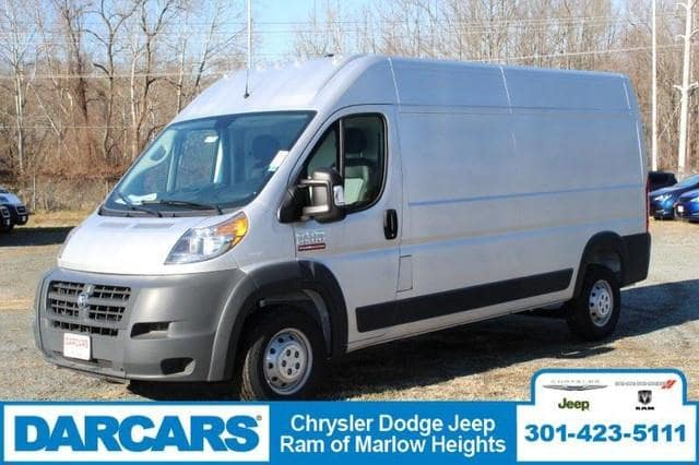 2018 ProMaster 2500 High Roof FWD, Empty Cargo Van #DJ39551 - photo 1