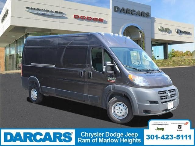 2018 ProMaster 2500 High Roof FWD, Empty Cargo Van #DJ39552 - photo 1