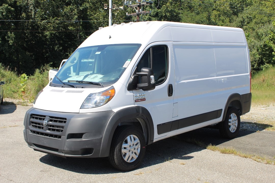 2018 ProMaster 1500 High Roof FWD,  Empty Cargo Van #DJ39559 - photo 3