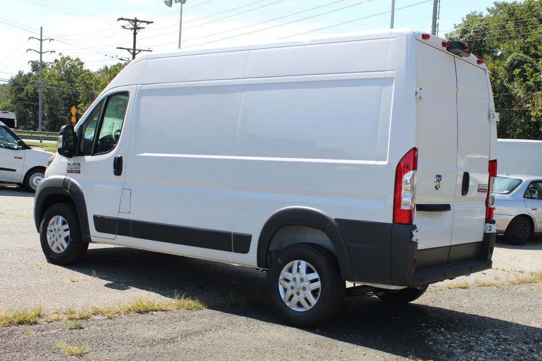 2018 ProMaster 1500 High Roof FWD,  Empty Cargo Van #DJ39559 - photo 4