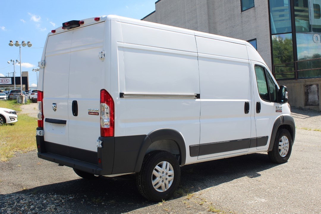 2018 ProMaster 1500 High Roof FWD,  Empty Cargo Van #DJ39559 - photo 5