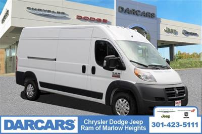 2018 ProMaster 2500 High Roof FWD,  Empty Cargo Van #DJ39564 - photo 1
