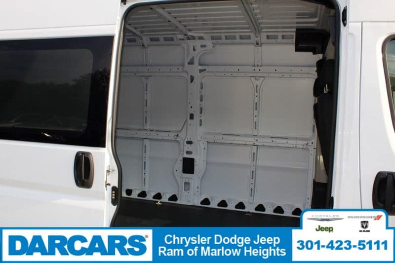 2018 ProMaster 2500 High Roof FWD,  Empty Cargo Van #DJ39565 - photo 11