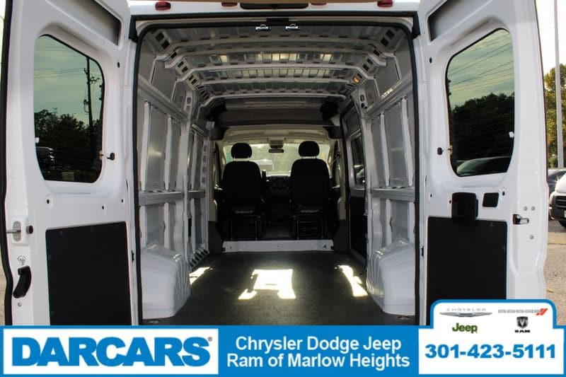 2018 ProMaster 2500 High Roof FWD,  Empty Cargo Van #DJ39565 - photo 2
