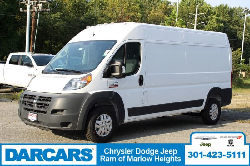 2018 ProMaster 2500 High Roof FWD,  Empty Cargo Van #DJ39565 - photo 3
