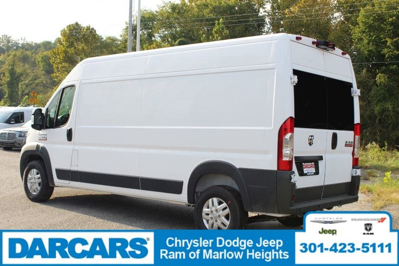 2018 ProMaster 2500 High Roof FWD,  Empty Cargo Van #DJ39565 - photo 4