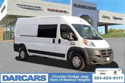 2018 ProMaster 2500 High Roof FWD,  Empty Cargo Van #DJ39565 - photo 1