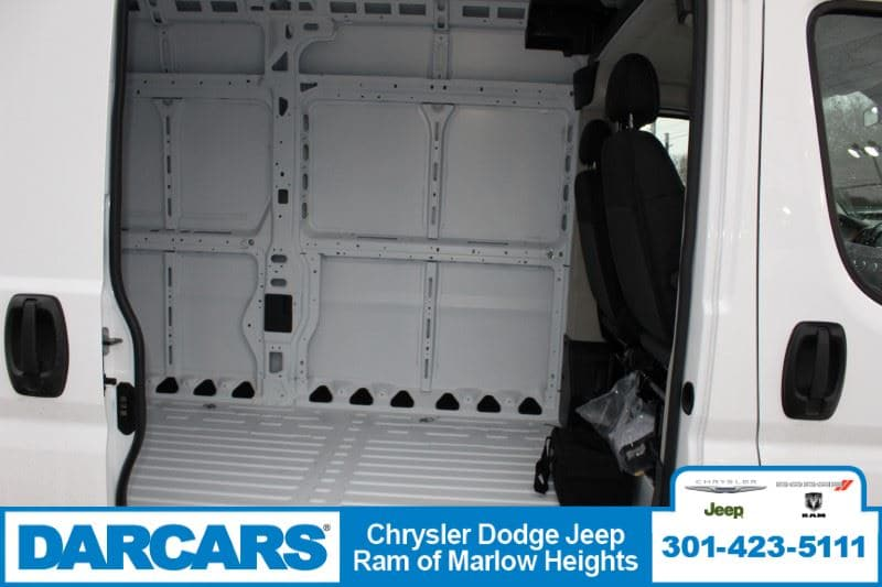 2018 ProMaster 3500 High Roof FWD,  Empty Cargo Van #DJ39576 - photo 8