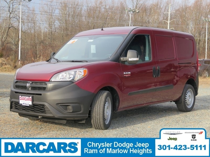 2018 ProMaster City FWD,  Empty Cargo Van #DJ39813 - photo 3