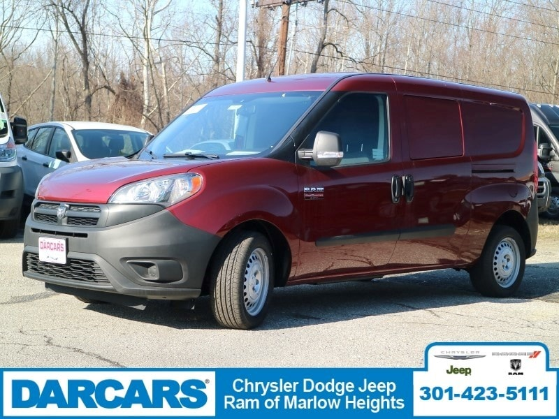 2018 ProMaster City FWD,  Empty Cargo Van #DJ39824 - photo 3