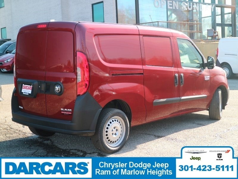 2018 ProMaster City FWD,  Empty Cargo Van #DJ39824 - photo 5