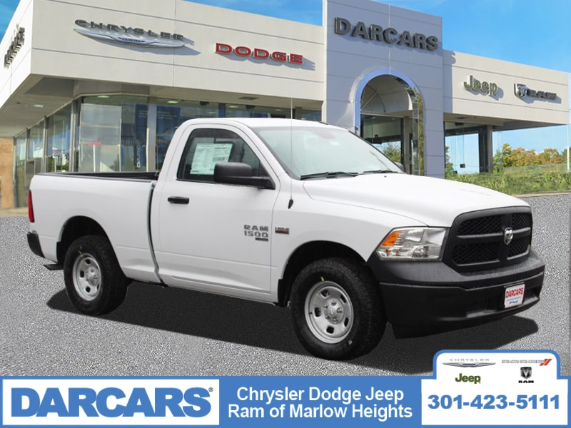 2019 Ram 1500 Regular Cab 4x4,  Pickup #DK39089 - photo 1