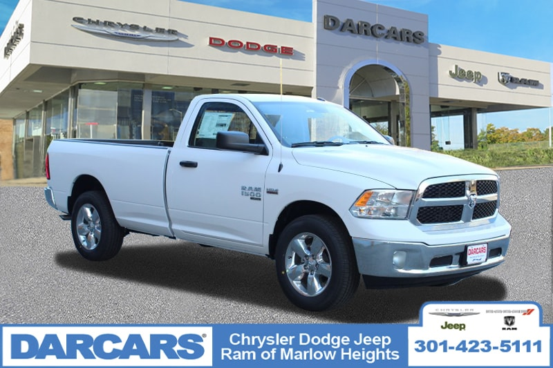 2019 Ram 1500 Regular Cab 4x2, Pickup #DK39152 - photo 1