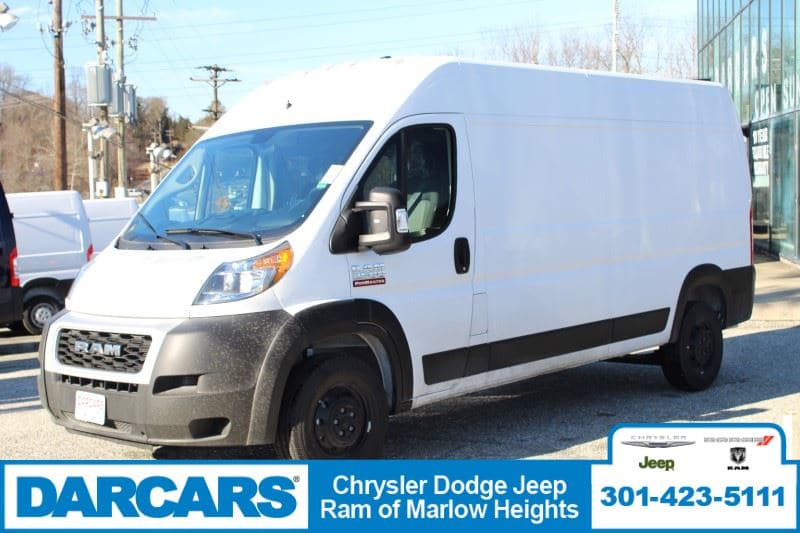 2019 ProMaster 2500 High Roof FWD,  Empty Cargo Van #DK39510 - photo 3