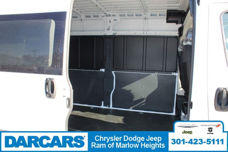 2019 ProMaster 2500 High Roof FWD,  Empty Cargo Van #DK39510 - photo 9