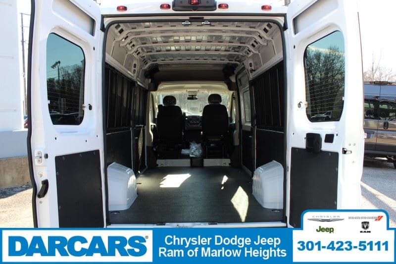2019 ProMaster 2500 High Roof FWD,  Empty Cargo Van #DK39510 - photo 2