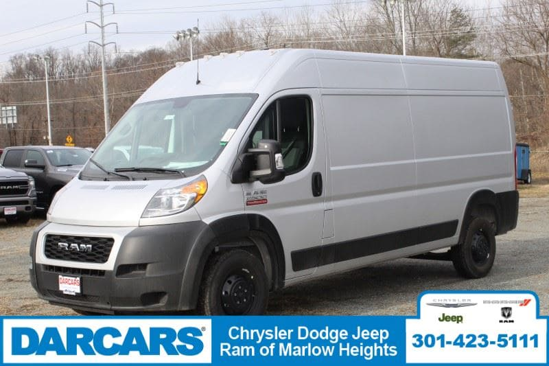2019 ProMaster 2500 High Roof FWD,  Empty Cargo Van #DK39511 - photo 3