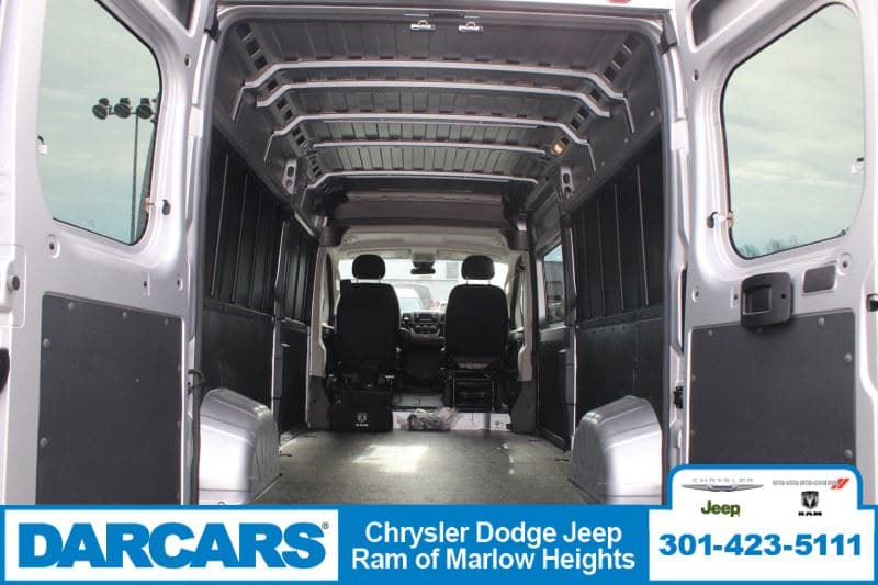 2019 ProMaster 2500 High Roof FWD,  Empty Cargo Van #DK39511 - photo 2