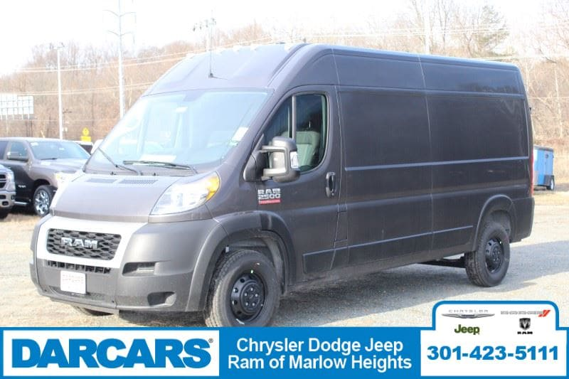 2019 ProMaster 2500 High Roof FWD,  Empty Cargo Van #DK39512 - photo 3