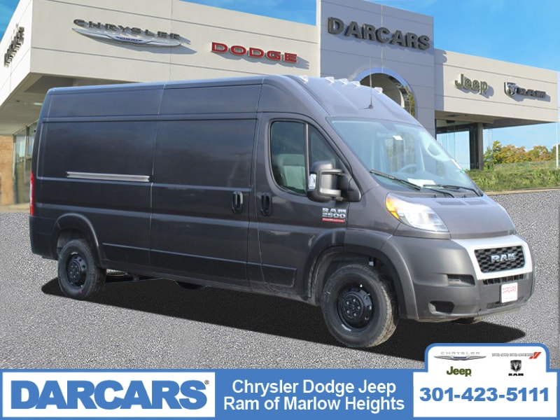 2019 ProMaster 2500 High Roof FWD,  Empty Cargo Van #DK39512 - photo 1