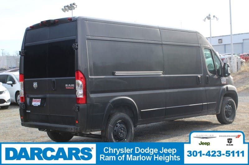 2019 ProMaster 2500 High Roof FWD,  Empty Cargo Van #DK39512 - photo 5