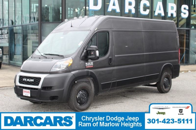 2019 ProMaster 2500 High Roof FWD,  Empty Cargo Van #DK39513 - photo 3