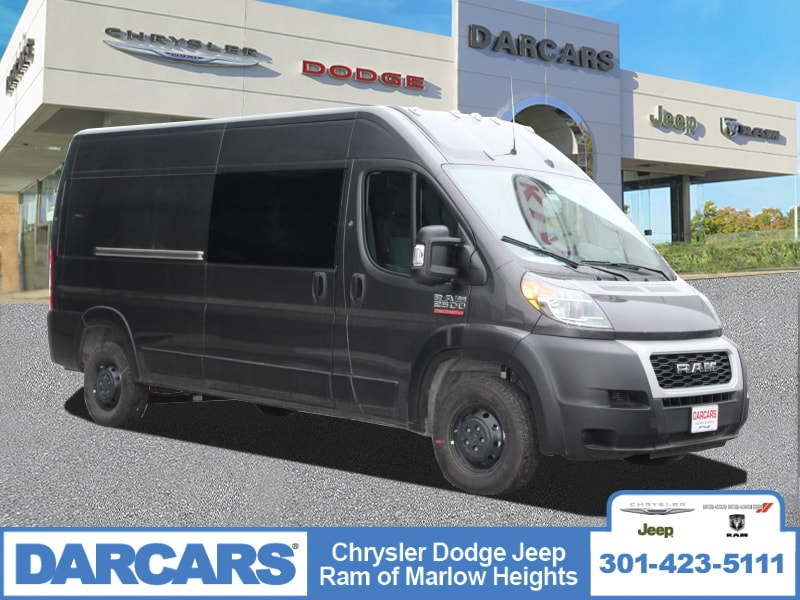 2019 ProMaster 2500 High Roof FWD,  Empty Cargo Van #DK39513 - photo 1