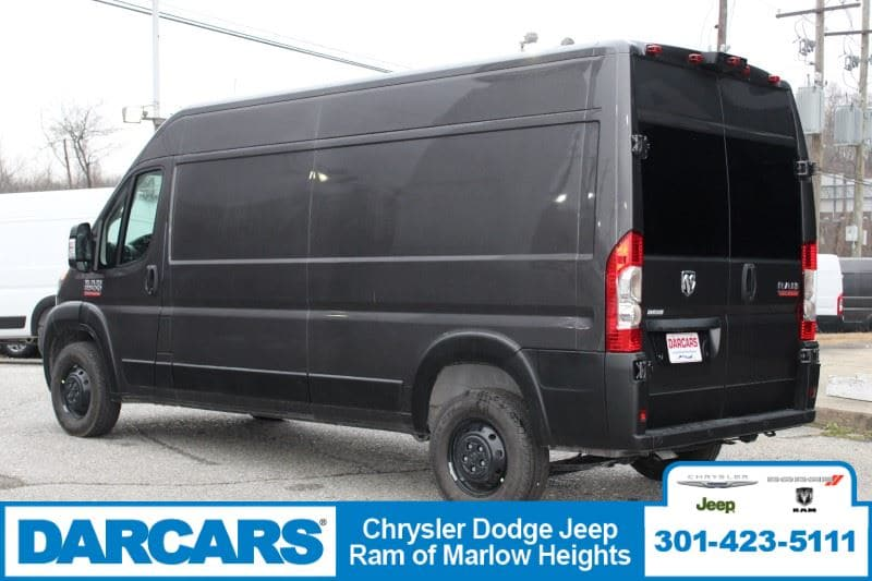 2019 ProMaster 2500 High Roof FWD,  Empty Cargo Van #DK39513 - photo 4