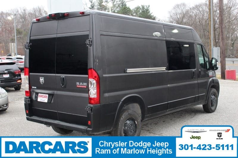 2019 ProMaster 2500 High Roof FWD,  Empty Cargo Van #DK39513 - photo 5