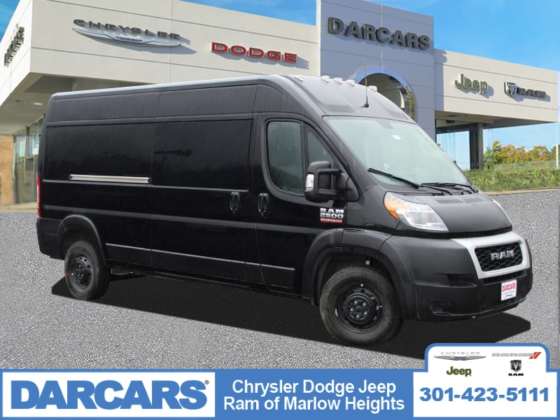 2019 ProMaster 2500 High Roof FWD,  Empty Cargo Van #DK39517 - photo 1