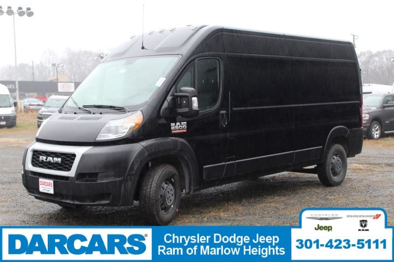 2019 ProMaster 2500 High Roof FWD,  Empty Cargo Van #DK39517 - photo 3